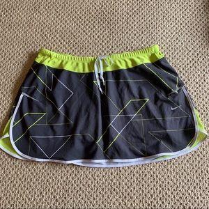 Nike Tennis Skirt Size L